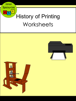 History of Printing - Package