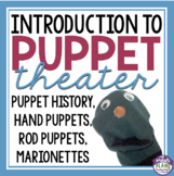PUPPET THEATER PRESENTATION