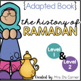 History of Ramadan Adapted Book [Level 1 and Level 2]