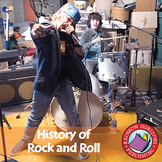 History Of Rock And Roll Gr. 6-8