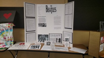 History of Rock and Roll MultiGenre Project - MGP