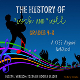 History of Rock and Roll WebQuest, Rock Your School GYTO