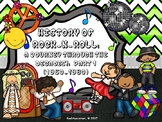 History of Rock-n-Roll: Journey through the Decades (Part 1: 50's-80's)-PPT Ed.