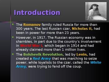 History of Russia - Key Figures - Duchess Anastasia