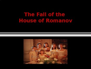 History of Russia - The Fall of the House of Romanov