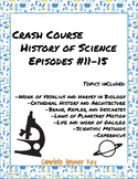 History of Science Episodes 11-15 (Galileo, Copernicus, Kepler,Planetary Motion)