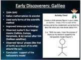 History of Space Interactive Notes