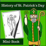 History of St. Patrick's Day Mini-Book