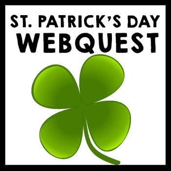History of St. Patrick's Day History.com Webquest
