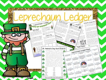 History of St. Patrick's Day - Informational Text (Newspaper Style)