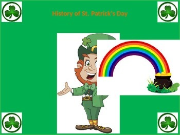 History of St. Patrick's Day & Irish Culture