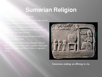 History of Sumeria, Babylonians, Assyrians, and Persians