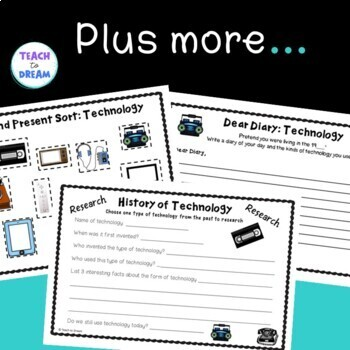 History of Technology: Past and Present, Australian Curriculum