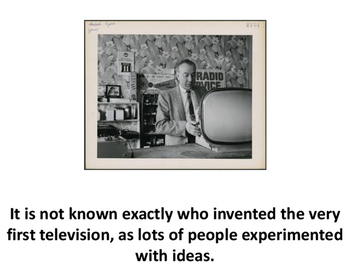 History of Television Book