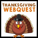 History of Thanksgiving Webquest {History.com}