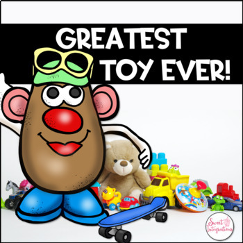 Greatest Toy Ever {Webhunt, Persuasive Writing and Invention Research}