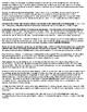 History of Transatlantic Slave Central Idea & Text Evidence Summary Assignment