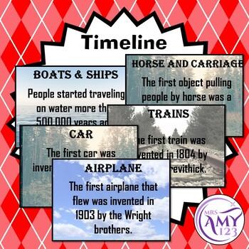 History of Transport