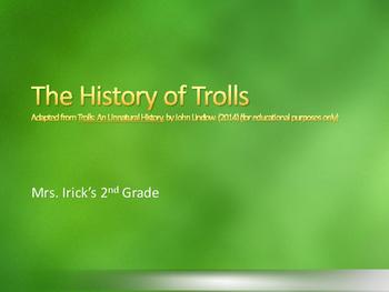 Trolls and Jan Brett