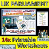 History of UK Parliament