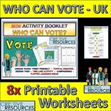 History of UK voting rights