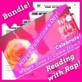 History of Valentine's Day Reading Passage Activities Usin