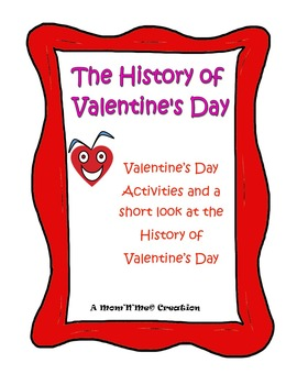 History of Valentine's Day Article and Activities