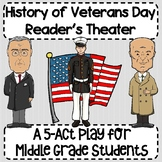 History of Veterans Day Reader's Theater
