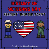 History of Veterans Day Readers' Theater