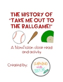 History of the 7th Inning Stretch, Close Read