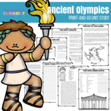 History of the Ancient Olympics Unit Study