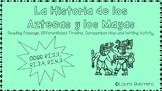 History of the Aztecs and Mayans/ Historia de los Aztecas y los Mayas
