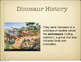 History of the Dinosaurs eBook (PDF)