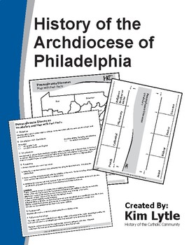 History of the Diocese of Philadelphia