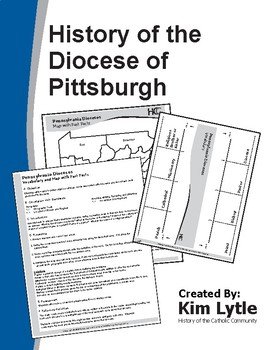 History of the Diocese of Pittsburgh