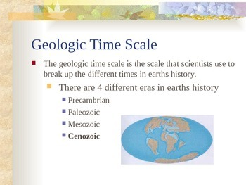 History of the Earth - Cenozoic Era