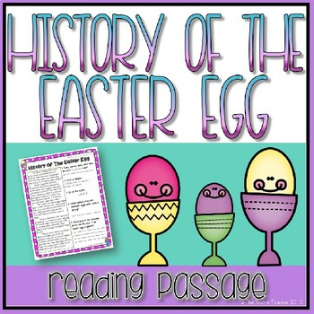 History of the Easter Egg Reading Passage