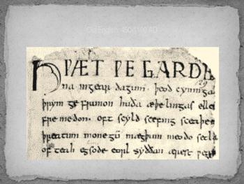 History of the English Language PPT