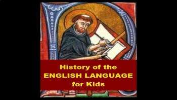 History of the English Language PowerPoint