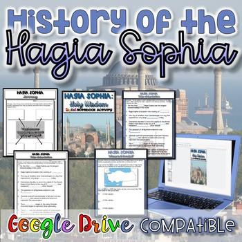 History of the Hagia Sophia {Google Drive}
