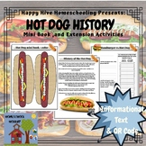 History of the Hot Dog - National Hot Dog Day