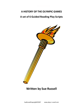 A Complete History of the Olympic Games Guided Reading Play Scripts