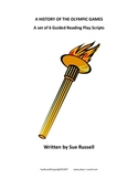 A Complete History of the Olympic Games Guided Reading Pla