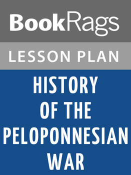 History of the Peloponnesian War Lesson Plans