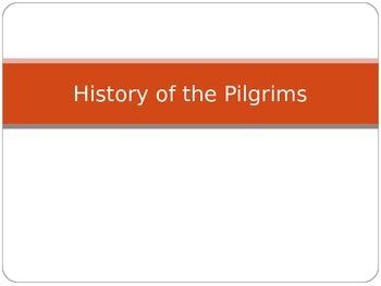 History of the Pilgrims