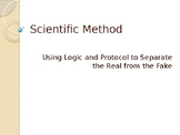 History of the Scientific Method