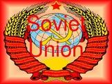History of the Soviet Union