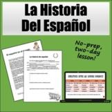 History of the Spanish Language (La historia del español)