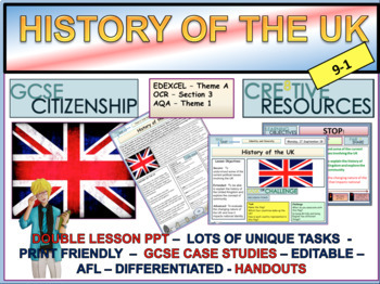History of the UK