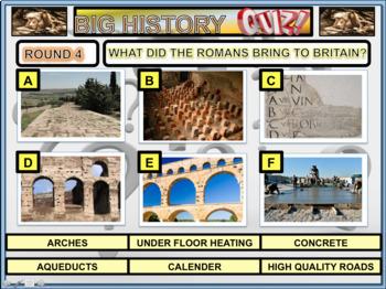 History of the UK Quiz